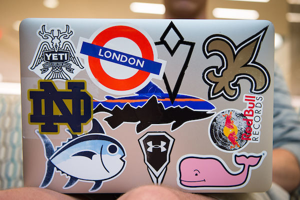 Laptop Stickers 26a